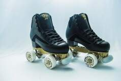 Patins Adventure - Preto